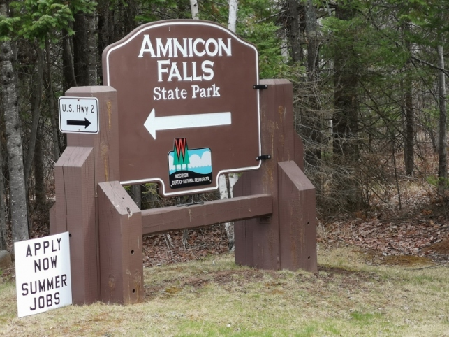 Amnicon Falls SP