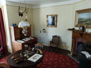 Commanding Officer's sitting room