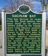 Saginaw Bay