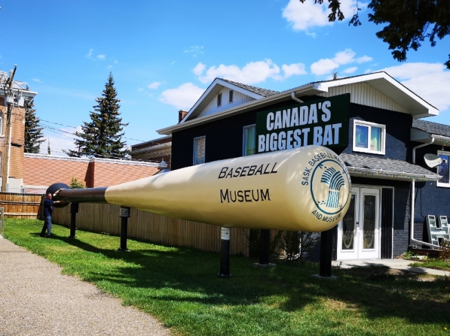 Canada's Biggest Bat