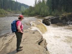 Flatbed Falls