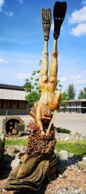 Chetwynd Carvings