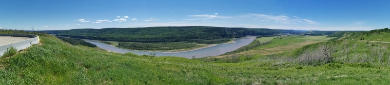 Peace River Panorama