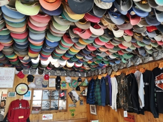 First hat room