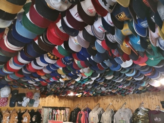 Second hat room