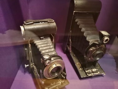 George Johnston's camera's
