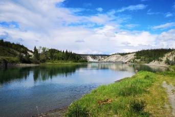 Marsh Lake Dam