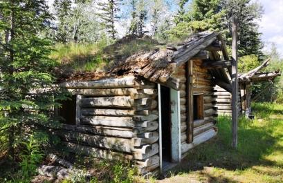 Orloff King prospector cabin