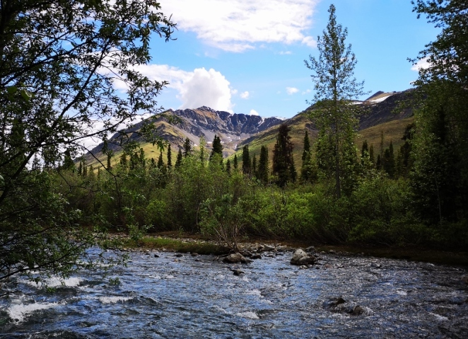 Klondike River Trail