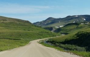 NWT roads much smoother than the Yukon