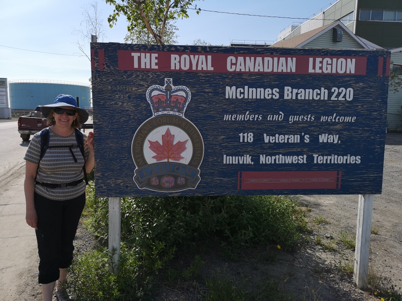 We check out the Northernmost Legion