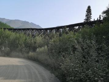Gilahina Trestle Bridge