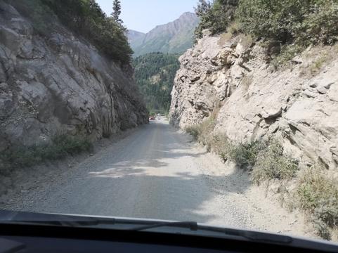 Leaving McCarthy Road