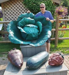 Mat-su Giant Vegetable Replicas
