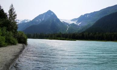 Explorer Glacier