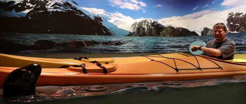 Ocean Kayaking;-)