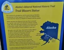 Seward starting point for Iditarod Trail