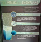 Cool facts about Glacial ice