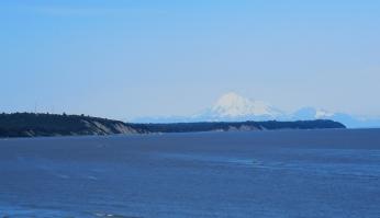 Redoubt Volcanoe