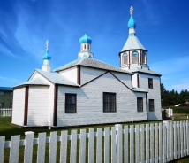 Holy Assumption Russian Orthodox Church built in 1894