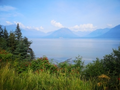 Turnagain Arm on the way to Hope