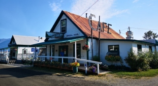 Hope General Store, Cafe, and Bar built 1896