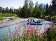 Rafting Granite Creek
