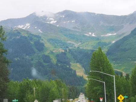 Girdwood Ski area