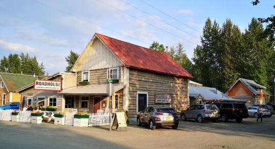 Historic Roadhouse 1915