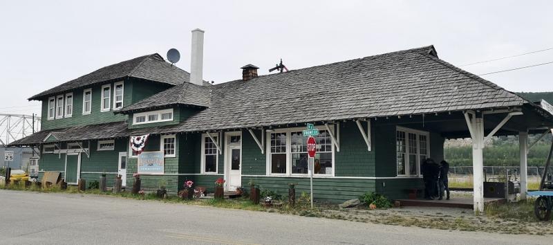 Nenana Railroad Museum