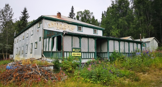 Ester Gold Camp