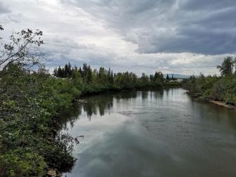 Chena River Fairbanks