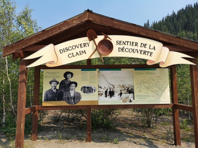 Bonanza Creek Discovery Claim