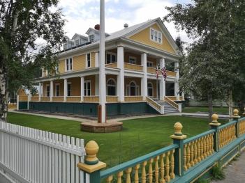 Yukon Commissioner's Residence