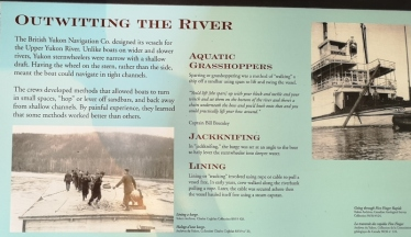Interesting info on how they navigated the rivers