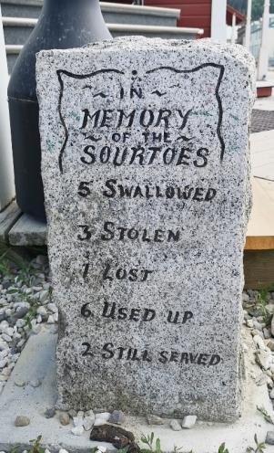 Sourtoe stats