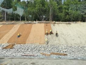 Tok Cutoff Construction