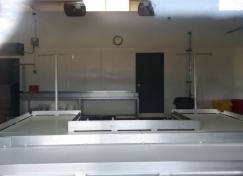 Incubation area