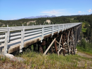 Kuskulana Bridge