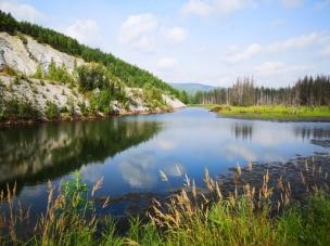 Granite Tors SP - Beaver pond