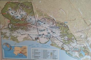 Unesco World Heritage Site including Kluane NP