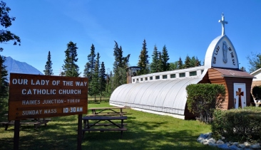 Haines Junction Church