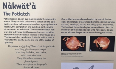 First Nation Potlatch