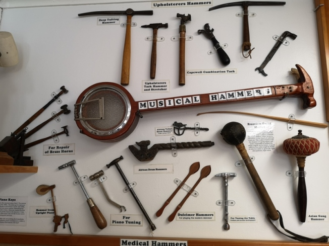 Musical Hammers