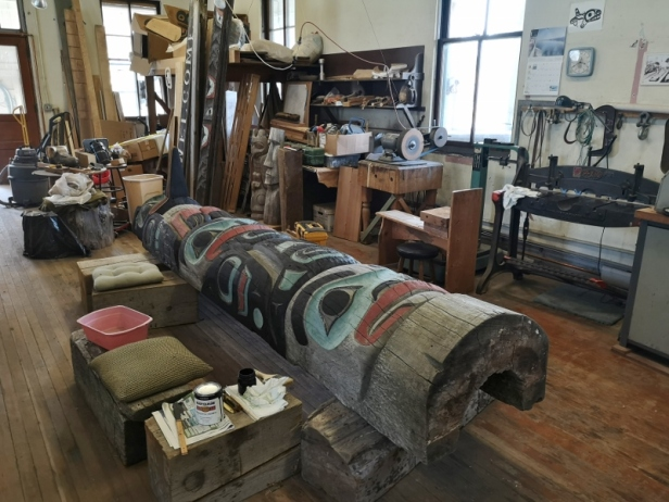 Totem Pole workshop