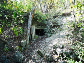 Conrad Mine shaft
