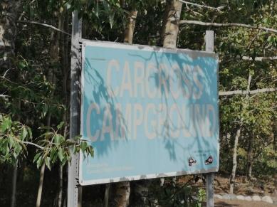 Carcross Community Camprgound