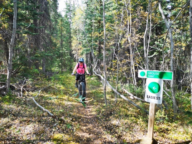 Grouse Trail