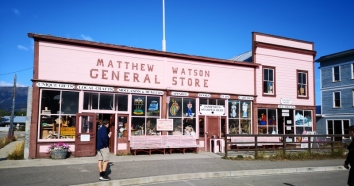 Carcross Historic General Store