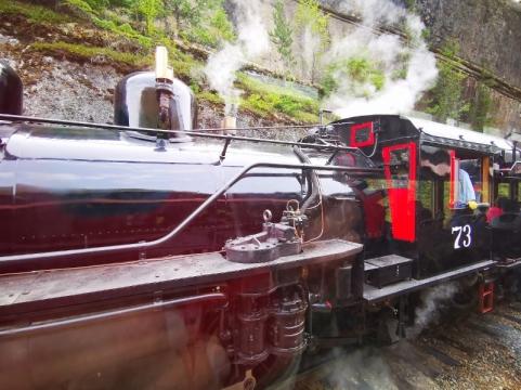Steam Engine 73